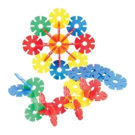 广东珠三角地区儿童益智玩具雪花片积木