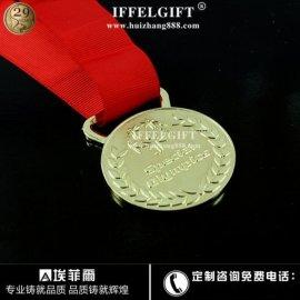 奖牌厂家,定做纯铜奖牌,埃菲尔奖牌厂