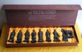 西安礼品树脂工艺品兵马俑9件套摆件