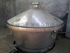 大型蒸汽式酿酒设备 曲阜融兴白酒设备生产厂家