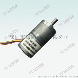 20毫米直径大力矩步进减速電機