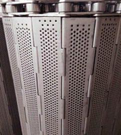 不锈钢链板网带式输送机各种规格友朋机械欢迎订购