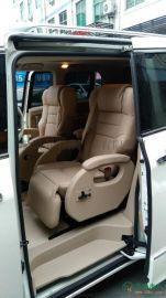 华誉房车 贵士汽车座椅改装 商务车改装豪华座椅