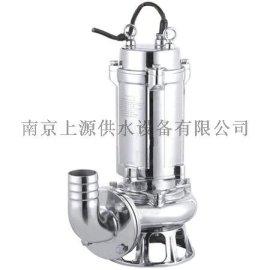 不锈钢污水泵, 不锈钢潜污泵, 进口潜污泵