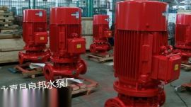 XBD6.0/30-100L立式单级消防泵