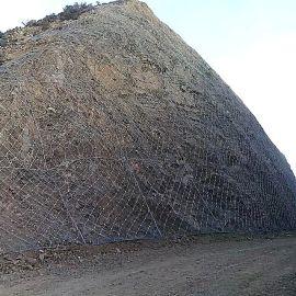 长春边坡防护网 长春山坡防护网厂家