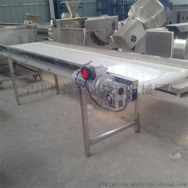 食品皮带机  轻型食品厂用皮带输送机