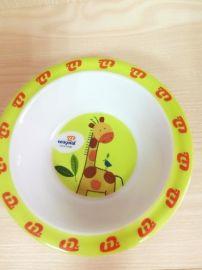 节能环保竹纤维餐具竹纤维碗盘碟加工定制