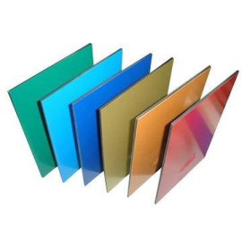 厂家**4.0外墙专用吉祥铝塑板、