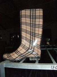 PVC雨靴、女鞋