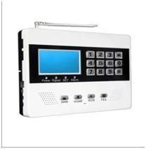 电话网无线智能防盗报 主机