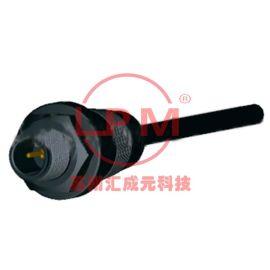 苏州汇成元电子供Amphenol安费诺AD-02PMMM-SL7AXX替代品防水线束