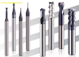 超微粒钨钢铣刀