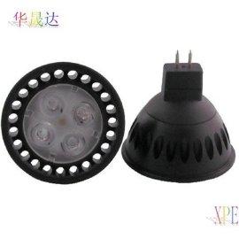 LED射灯外壳 GU10 压铸灯杯外壳