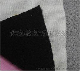保暖鞋内里布复合 摇粒绒贴海绵复合全棉针织布