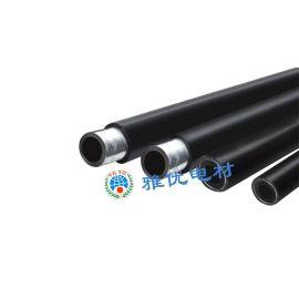 东莞雅优发布新产品 中间夹铝箔三层阻燃气管 8*5