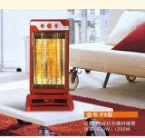 万宝600-1200W LF-F6大厦式180度旋转小太阳取暖器