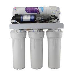 深圳**康家庭常用 厨下式 净水器 50G纯水机 带电脑板自动冲洗纯水机