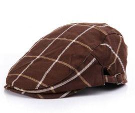 2015冬山羊绒鸭舌帽 可定制 可加logo 时尚保暖