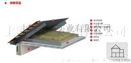 屋面保温岩棉板 高强度屋面岩棉