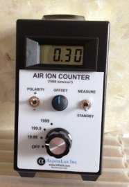 空气负离子检测仪AIC-1000负离子浓度仪测量仪