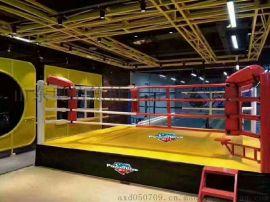 户外室外室内体育健身器材拳击台八角笼格斗笼
