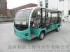 江蘇11座電動觀光車,苏州景区游览车主打品牌