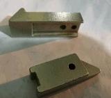 寧波鑫偉邦供應粉末冶金不鏽鋼 鎖芯 鎖舌 五金鎖具配件