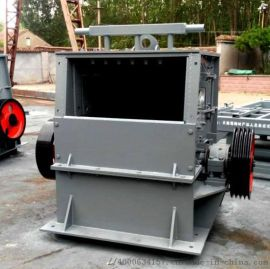 山东莱芜震鸣牌pcw-1200重锤式破碎机