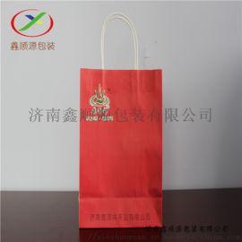 石家庄环保牛皮纸袋使用时间长  牛皮纸袋生产商