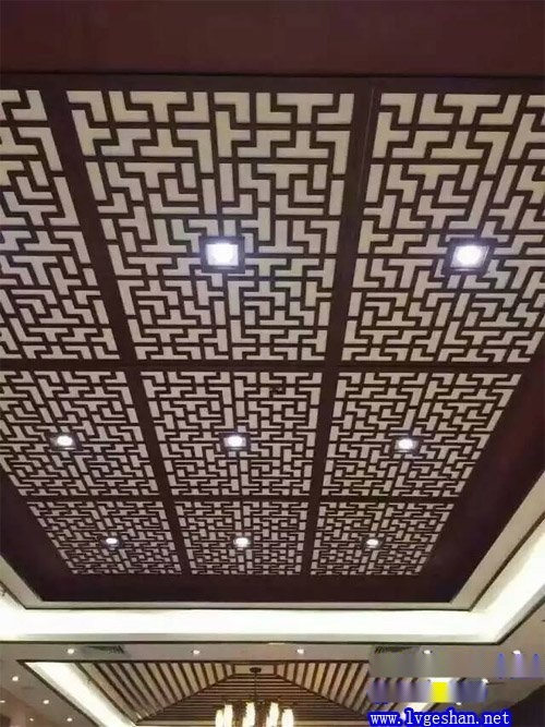 广州雕花铝单板 镂空雕花铝单板效果图 镂空铝单板厂家
