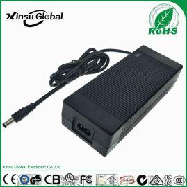 18V7A电源 18V7A xinsuglobal VI能效 美规FCC UL认证 XSG1807000 18V7A电源适配器欧规TUV LVD CE认证