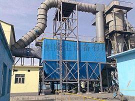 6吨燃煤/生物质锅炉布袋除尘器安装原理图片
