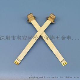 苹果iphone5 6 无线充背夹T型 五金头 8P  +3P排线 充电功能