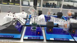 水利枢纽水轮发电机模型