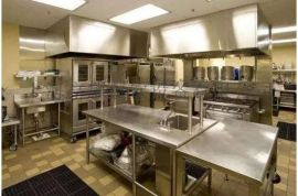 商用厨房设备多少钱一套|饭店厨房设备清单及报价