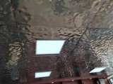 水波纹不锈钢图片 304镜面黑钛水波纹彩色不锈钢板