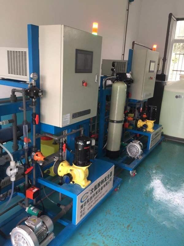 次氯酸鈉發生器報價/農村飲用水消毒設備