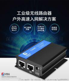 工业无线路由器_IP30_插卡4G有线WIFI