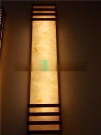**酒店壁灯 户外仿云石灯具产品 KTV走廊过道超亮壁灯 壁灯厂家直销