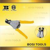 波斯 重型自动剥线钳精品型多功能铝合金钳体专业级 BS448131