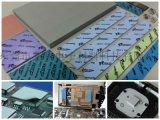 TIF灰色导热硅胶片 电动汽车电池  导热绝缘片