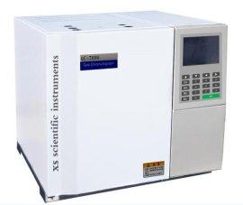 燃料级二甲醚生产过程气相色谱分析方案