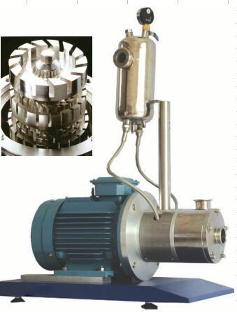 SGN润滑油高剪切乳化机