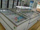 廠家直銷 超市組合島櫃,節能型組合島櫃,速凍食品存放櫃,食品冷凍櫃