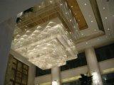 大型豪华别墅工程吊灯定制酒店大堂水晶灯售楼处宾馆会所大吊灯具