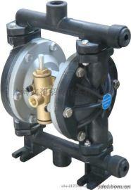 直销上海文都牌QBY-100型大口径铸铁气动隔膜泵