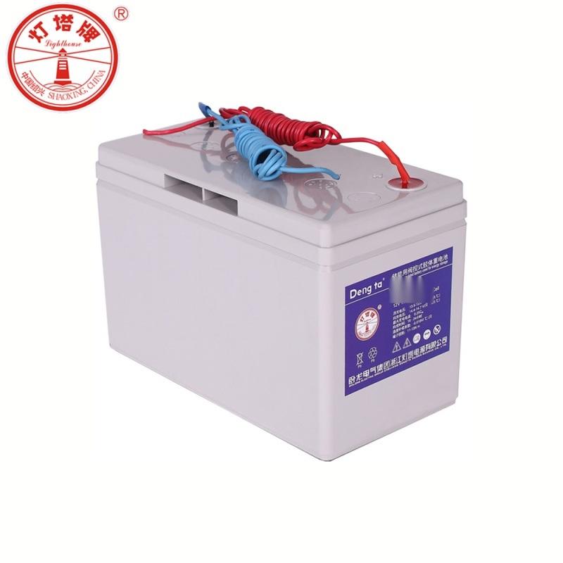 卧龙灯塔电源 YJ系列太阳能路灯系统统胶体蓄电池
