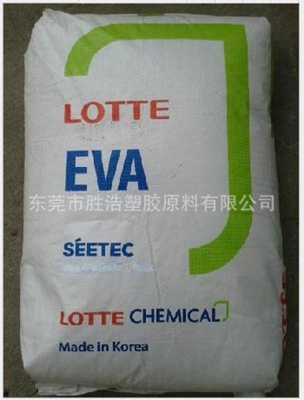 EVA韩国乐天VA810工艺性热熔胶料粘合性醋酸乙烯树脂