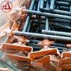 建宇批发 可调顶托 脚手架U型托 立柱钢管的上端使用 厂家直销